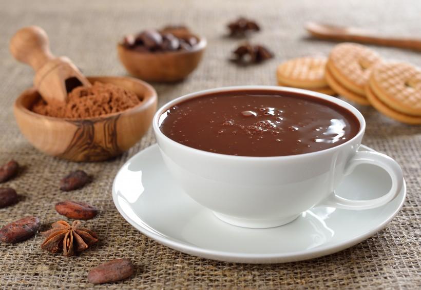 Hum… que delícia! Chocolate quente faz bem para a memória